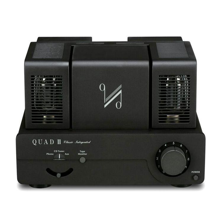 Quad Ii Classic Integrated Amplifiers Audio Emotion